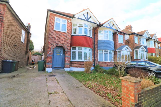 Thumbnail Semi-detached house for sale in Larkshall Road, North Chingford