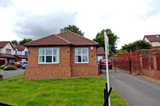 Thumbnail Bungalow for sale in Willow Drive, Trimdon, Trimdon Station