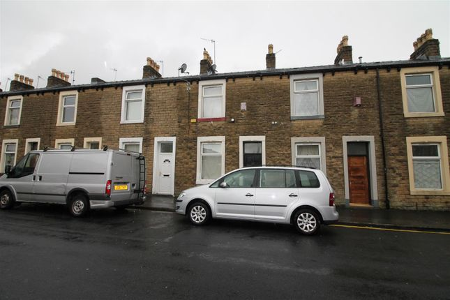 Front Exterior of Leyland Road, Burnley BB11