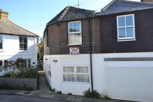 Thumbnail Semi-detached house to rent in Island Wall, Whitstable