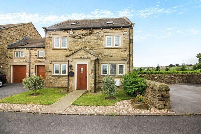 5 bed detached house for sale in Denholme House Farm Drive, Denholme, Bradford BD13