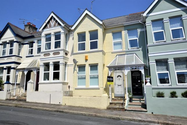 Thumbnail Terraced house for sale in Meredith Road, Plymouth, Devon