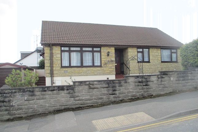 Thumbnail Detached bungalow for sale in 12A, Sandy Hill, St. Austell