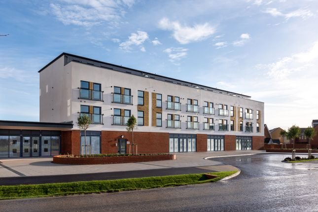 1 bed flat for sale in Shopwyke Lake, Tern Crescent, Chichester, West Sussex PO20