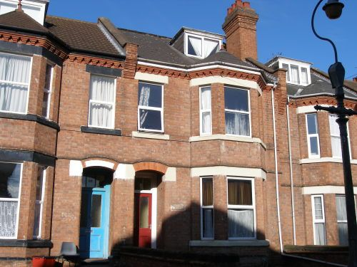 Thumbnail Terraced house to rent in Claremont Road, Leamington Spa