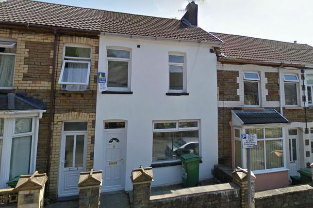 Thumbnail Terraced house to rent in King Street, Treforest, Pontypridd