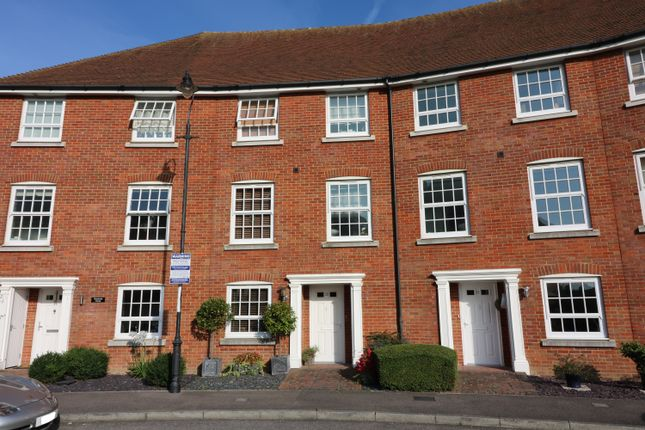 Thumbnail Terraced house to rent in Willowbank, Sandwich