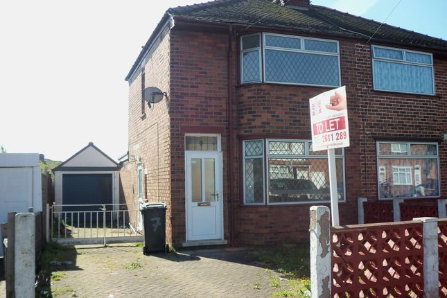 Thumbnail Semi-detached house to rent in Roseway, Rushey Mead, Leicester