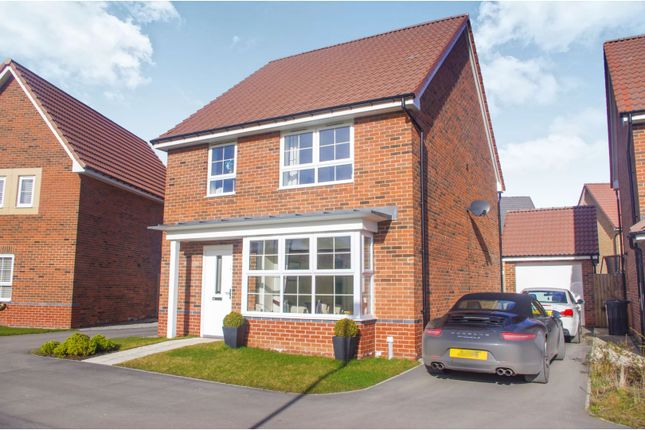 Thumbnail Detached house for sale in Castlegate Road, Northallerton