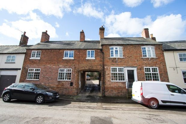 Thumbnail Barn conversion to rent in Main Street, Desford, Leicester
