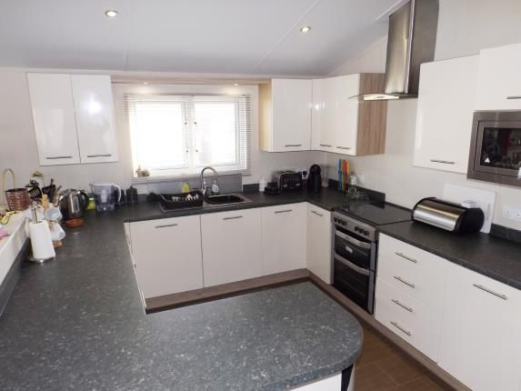 Kitchen of Highfield Grange Park, London Road, Clacton-On-Sea CO16