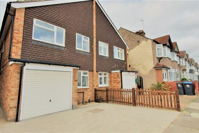 Thumbnail Semi-detached house to rent in Croyland Road, London