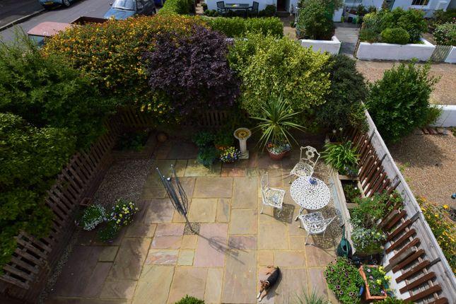 Garden of Warrior Square, Eastbourne BN22