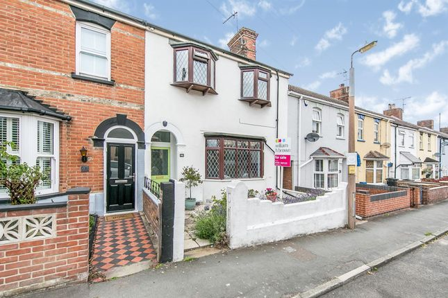 Thumbnail Terraced house to rent in Fernlea Road, Harwich