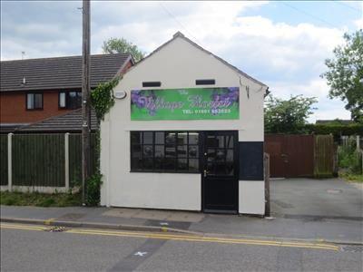 Thumbnail Retail premises for sale in The Old Bakery, Whittington, Shropshire