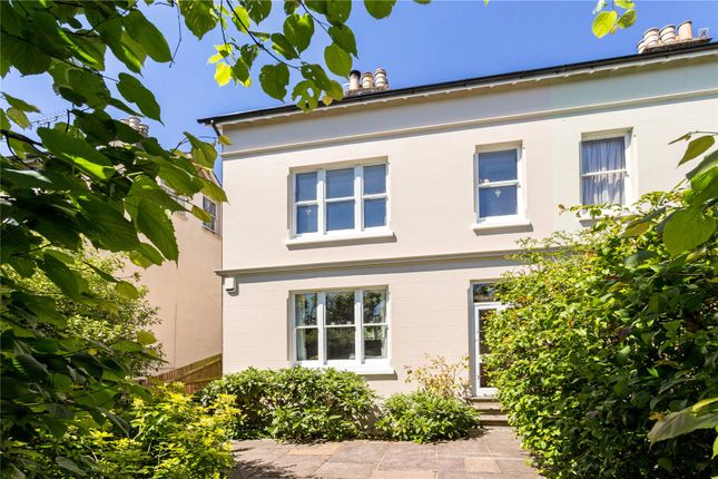 Thumbnail Semi-detached house for sale in London Road, Redhill, Surrey