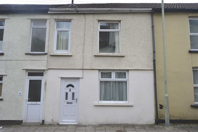 Thumbnail Terraced house for sale in Aberfan Crescent, Aberfan, Merthyr Tydfil