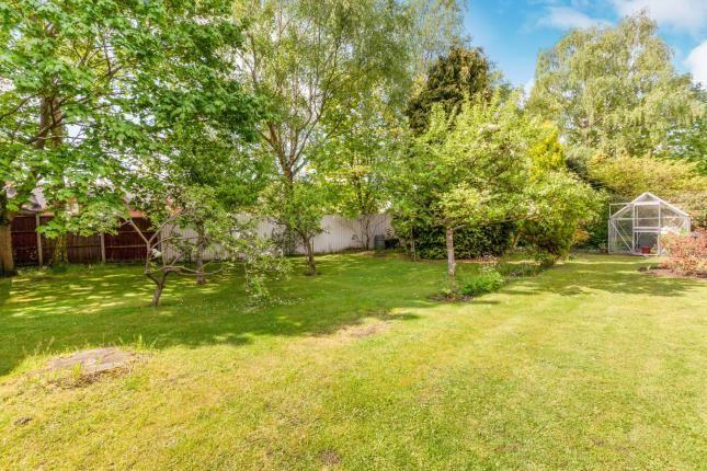 Garden of Primrose Way, Queniborough, Leicester, Leicestershire LE7