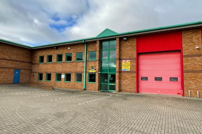 Thumbnail Warehouse to let in Unit 3, Stephenson Court, Skippers Lane Industrial Estate, Middlesbrough