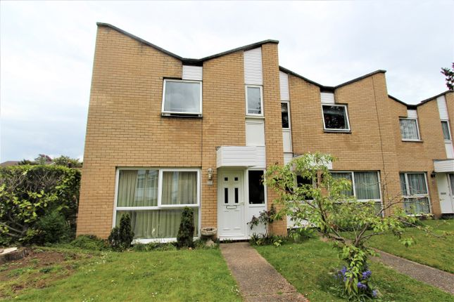 Thumbnail End terrace house for sale in Winchester Close, Enfield
