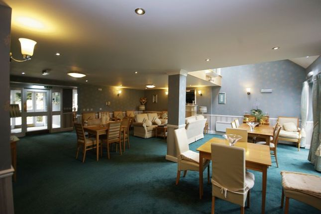 Residents Lounge of The Avenue, Eaglescliffe, Stockton-On-Tees TS16