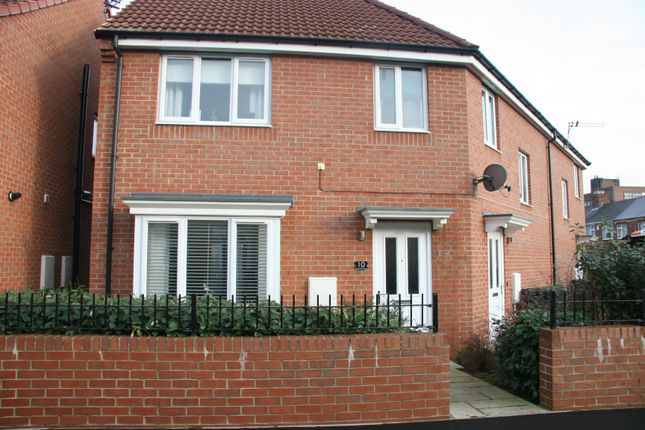 Thumbnail Flat for sale in Redworth Mews, Ashington