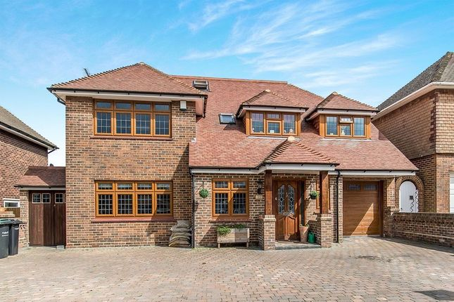 Thumbnail Detached house for sale in Colewood Drive, Higham, Rochester