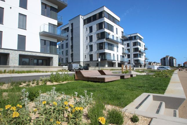 Thumbnail Flat to rent in Millbay, Plymouth
