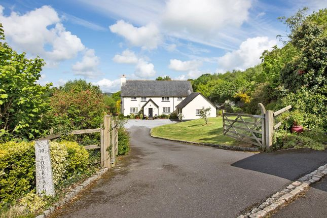 Thumbnail Detached house for sale in Hawkmoor Parke, Bovey Tracey, Newton Abbot