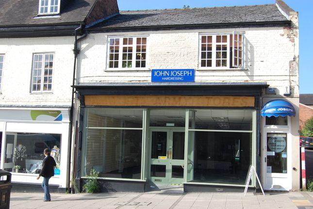 Thumbnail Retail premises to let in Colehill, Tamworth