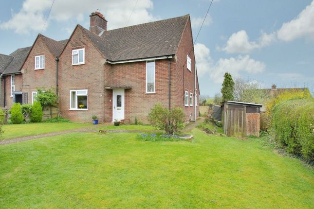 Thumbnail Semi-detached house for sale in Station Road, Whitchurch