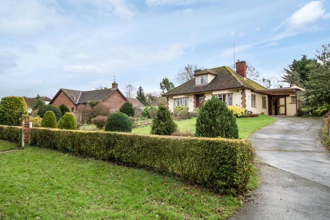 3 bed detached bungalow for sale in Copthall Lane, Thaxted, Dunmow CM6