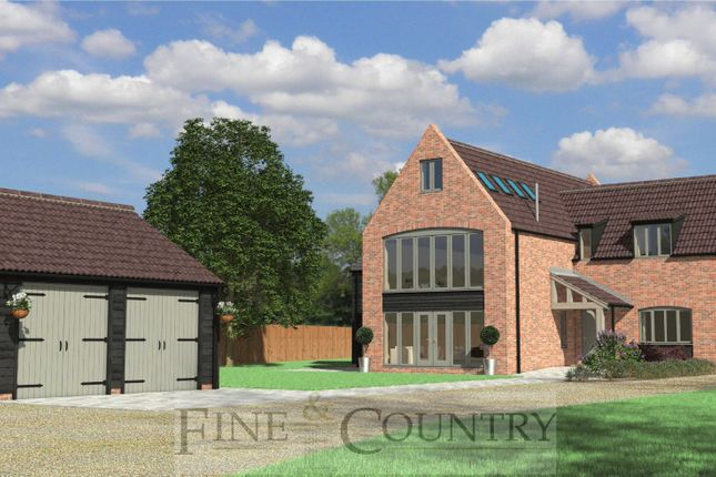 Thumbnail Detached house for sale in North Brink, Wisbech, Cambridgeshire