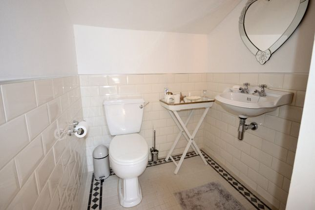 Shower Room of Back Lane, Ashley, Altrincham WA15