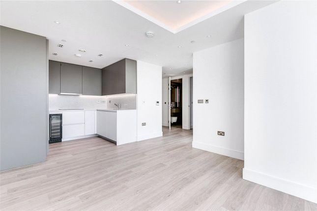 Kitchen of Carrara Tower, 250 City Road, London EC1V