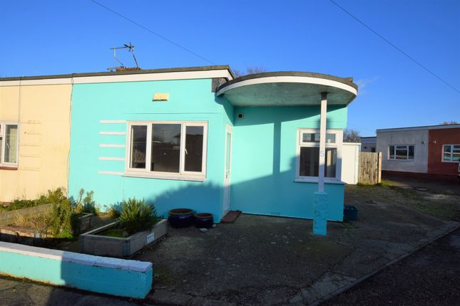 Thumbnail Bungalow for sale in Marine Close, Pevensey Bay