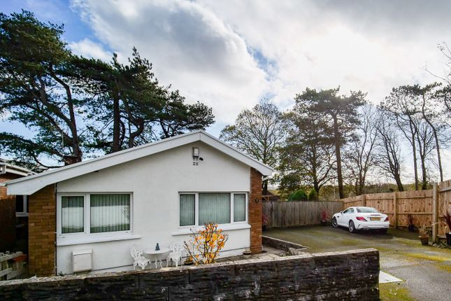 Thumbnail Bungalow for sale in Clyne Close, Mayals, Swansea