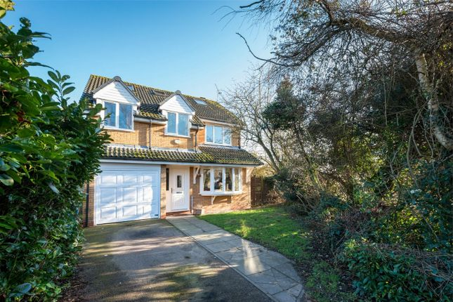 Thumbnail Detached house for sale in Lake Way, Huntingdon
