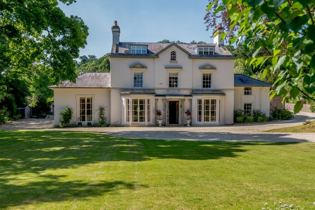 Detached house for sale in Milford, Newtown, Powys