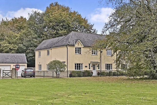 Thumbnail Detached house for sale in Saxon Road, Tavistock