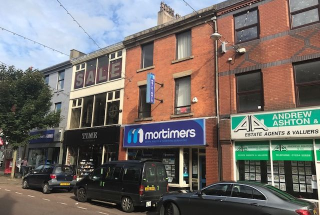Thumbnail Retail premises for sale in 68 King William Street, Blackburn