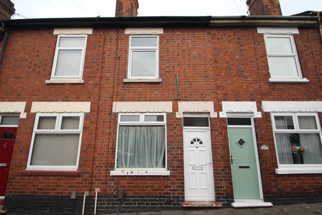 Thumbnail Terraced house to rent in Hollings Street, Fenton, Stoke-On-Trent