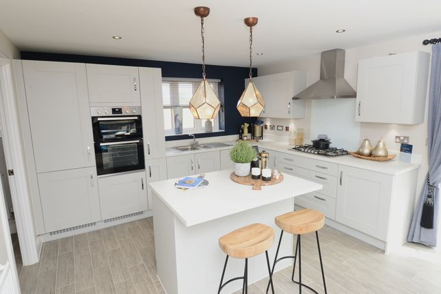Thumbnail Detached house for sale in Oakington Road, Cottenham, Cambridgeshire