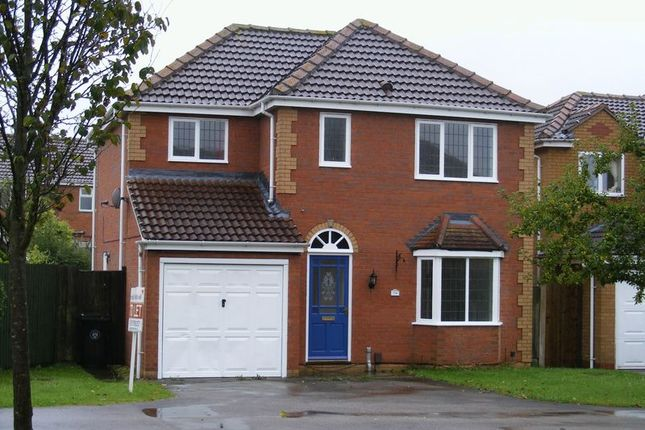 Thumbnail Detached house to rent in Borrowdale Way, Grantham