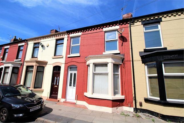 Thumbnail Terraced house for sale in Cretan Road, Wavertree, Liverpool, Merseyside