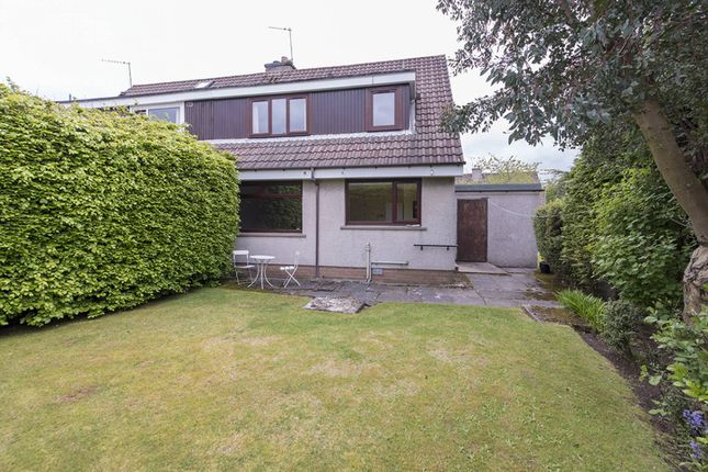 Thumbnail Semi-detached house for sale in Woodend Crescent, Aberdeen, Aberdeenshire