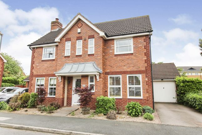 Thumbnail Detached house for sale in The Berets, Sutton Coldfield