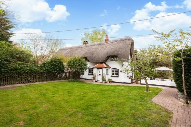 Thumbnail Semi-detached house for sale in Tadley, Hampshire