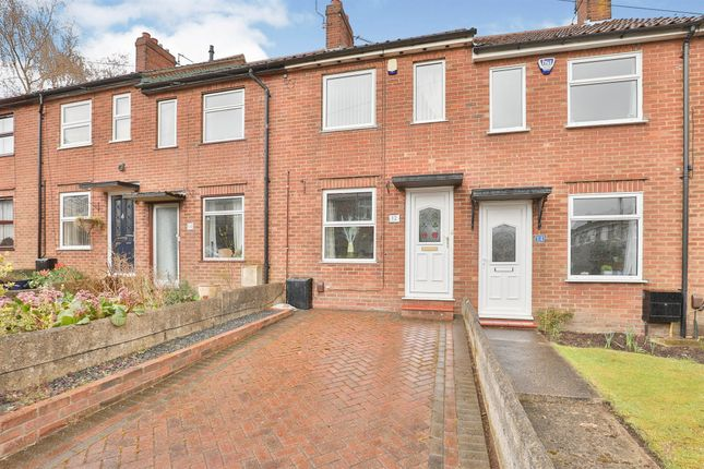 3 bed terraced house for sale in Chamberlin Road, Norwich NR3