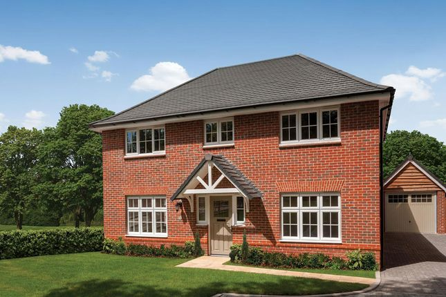 Thumbnail Detached house for sale in Sycamore Green, Ledsham Road, Cheshire